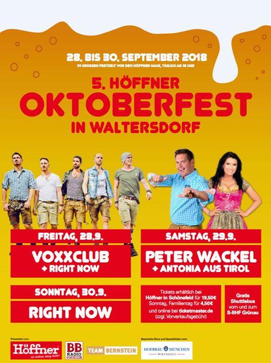 höffner oktoberfest 2018 waltersdorf