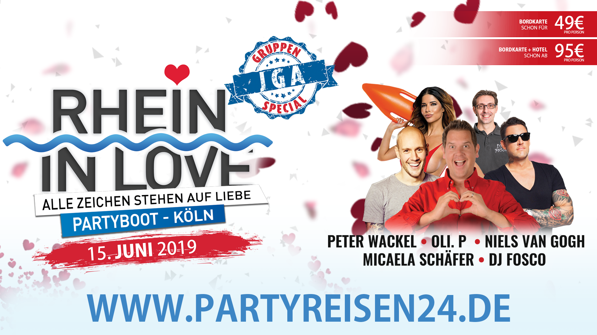 Single party grevenbroich
