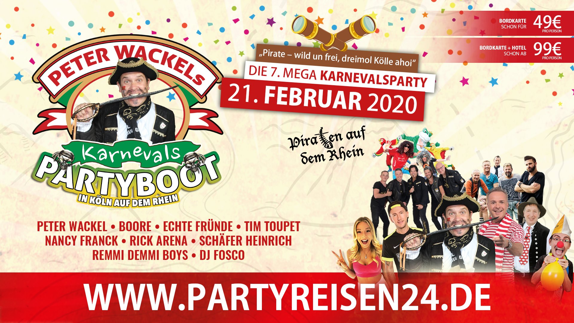 Single party wittlich